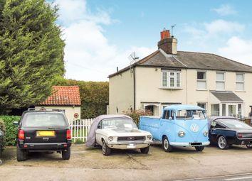 2 bed property for sale in Honey Lane, Waltham Abbey EN9