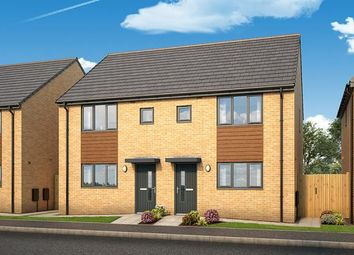 "Thumbnail 3 bed property for sale in ""The Hexham At Yew Gardens"" at Broomhouse Lane, Edlington, Doncaster"