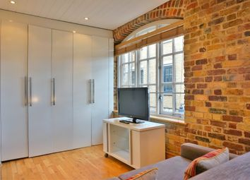 Thumbnail Studio for sale in Tower Bridge Road, London