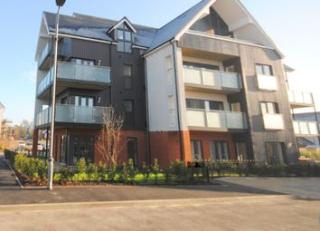 Thumbnail 2 bed flat to rent in Huxley Drive, Oxted