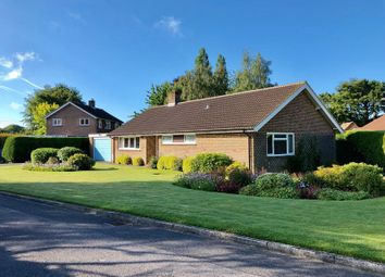 Thumbnail 3 bed detached bungalow for sale in Priory Close, Boxgrove, Chichester