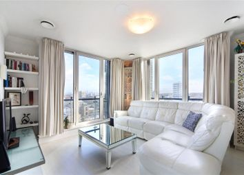Thumbnail 2 bed flat for sale in Trade Tower, Coral Row, Battersea, London