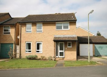 Thumbnail 4 bedroom detached house for sale in Broad Close, Kidlington