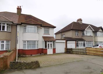 Thumbnail 4 bed semi-detached house for sale in Whitchurch Lane, Edgware, Middlesex