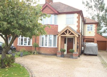 3 bed semi-detached house for sale in Coventry Road, Burbage, Hinckley LE10