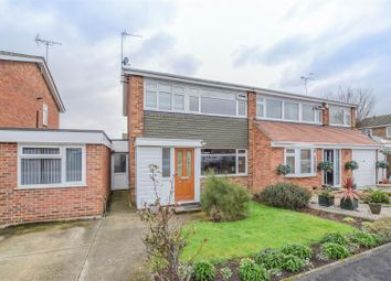 Thumbnail 4 bed semi-detached house for sale in Beechfield, Hoddesdon