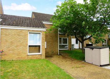 Thumbnail 2 bed terraced house to rent in Earls Field, RAF Lakenheath, Brandon