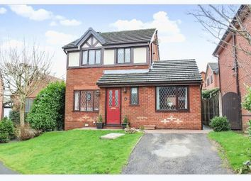 Thumbnail 3 bedroom detached house for sale in Plumtree Close, Fulwood, Preston