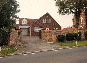 Thumbnail 4 bed detached house for sale in Main Street, Roos, Hull