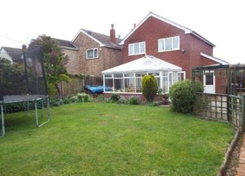 Thumbnail 3 bed detached house for sale in Tamworth Road, Wood End, Atherstone, Warwickshire