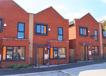 Thumbnail 3 bed mews house for sale in Florin Lane, Salford