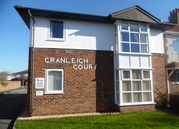 Thumbnail 2 bed flat for sale in Cranleigh Road, Southbourne, Bournemouth
