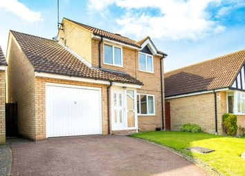 Thumbnail 3 bedroom detached house for sale in Betony Vale, Royston, Hertfordshire