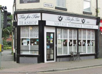 Thumbnail Restaurant/cafe for sale in 144 Widnes Road, Widnes