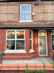 Thumbnail 3 bed terraced house to rent in Matlock Avenue, West Didsbury, Didsbury, Manchester