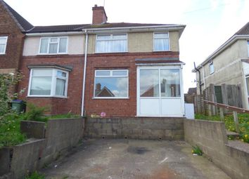 Thumbnail 3 bed semi-detached house to rent in Beeches Road, Oldbury, Birmingham