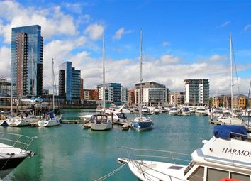 Thumbnail 2 bed flat to rent in Sirocco, 33 Channel Way, Southampton