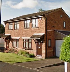 Thumbnail 2 bedroom semi-detached house to rent in Peel Close, Darlaston, Wednesbury