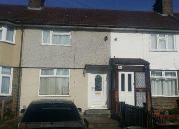 Thumbnail 2 bed terraced house to rent in Lambourne Road, Barking, Essex