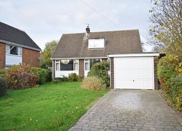 Thumbnail 4 bed detached bungalow for sale in Pinders Grove, Wakefield