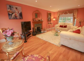 Thumbnail 4 bed detached house to rent in Georgian Close, Camberley, Surrey