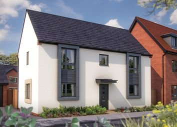 """Thumbnail 4 bedroom semi-detached house for sale in """"The Montpellier"""" at Limousin Avenue, Whitehouse, Milton Keynes"""
