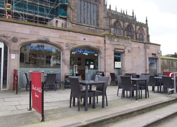 Thumbnail Restaurant/cafe for sale in Cafe & Sandwich Bars S60, South Yorkshire