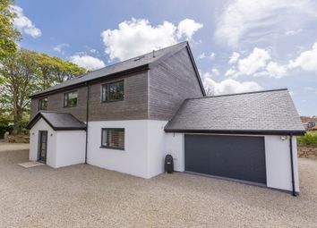 Thumbnail 5 bed detached house for sale in Gears Lane, Goldsithney, Penzance