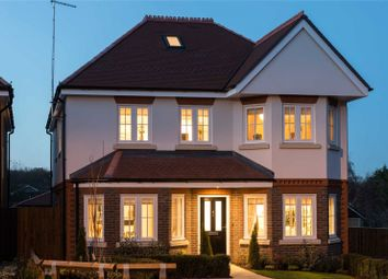 Thumbnail 4 bed detached house for sale in Jameson Road, Harpenden, Hertfordshire