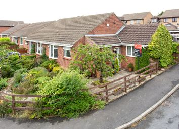 Thumbnail 3 bed semi-detached bungalow for sale in Hornbeam Way, Leeds, West Yorkshire