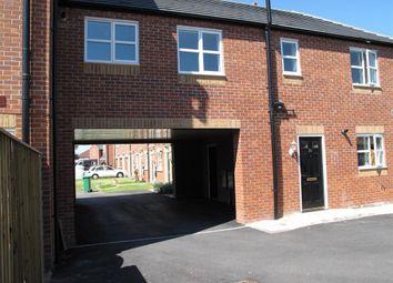 Thumbnail 1 bedroom flat to rent in Ursuline Way, Crewe