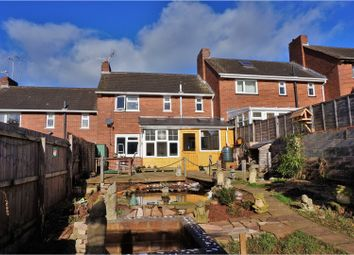 Thumbnail 3 bed terraced house for sale in Blackthorn Crescent, Exeter