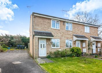 Thumbnail 2 bed end terrace house for sale in Gander Close, Burgess Hill