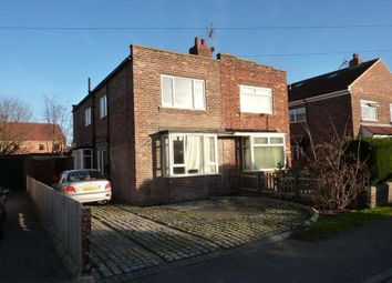 Thumbnail 3 bed semi-detached house for sale in Linden Road, Northallerton