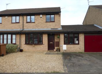 Thumbnail 4 bedroom semi-detached house for sale in Ringwood, South Bretton, Peterborough