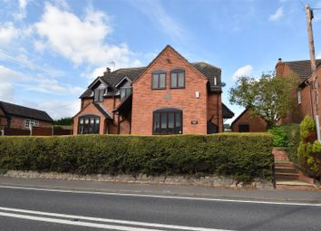 Thumbnail 4 bedroom detached house for sale in Broughton Hackett, Worcester
