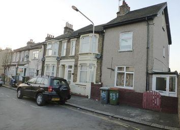 Thumbnail 3 bed end terrace house for sale in Trevelyan Road, London