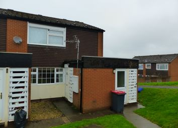 Thumbnail 1 bed flat to rent in Cedar Close, Overdale, Telford, Shropshire