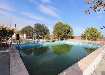 Thumbnail 5 bed villa for sale in Spain, Murcia, Yecla