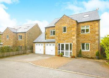 Thumbnail 5 bed detached house for sale in Burbage Heights, Buxton