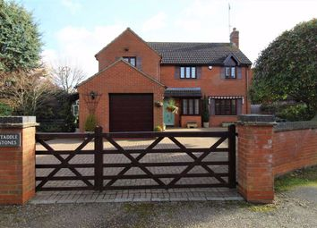 Thumbnail 4 bed detached house for sale in Bromley Farm Court, Woodford Halse, Daventry