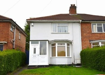 Thumbnail 3 bed semi-detached house to rent in Avebury Grove, Stirchley, Birmingham