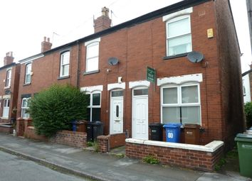 Thumbnail 2 bedroom end terrace house to rent in Winifred Road, Stockport