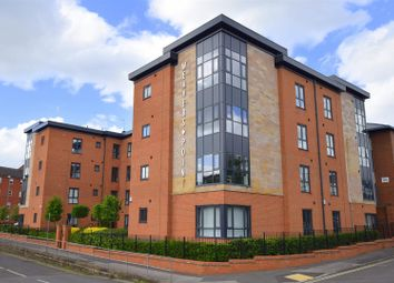 Thumbnail 2 bed flat for sale in Weavers Point, Lodge Lane, Derby