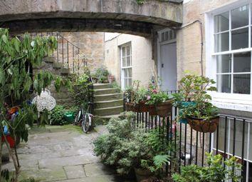 Thumbnail 1 bedroom flat to rent in Dundonald Street, Edinburgh