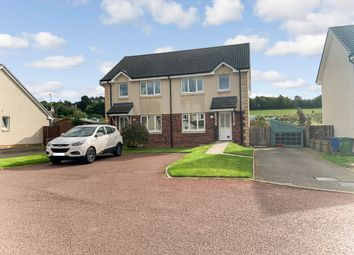 Thumbnail 3 bed semi-detached house for sale in Holm Farm Road, Culduthel, Inverness