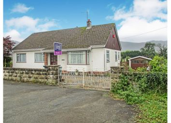 Thumbnail 3 bed detached bungalow for sale in Llanddoged Road, Llanrwst