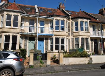 Thumbnail 4 bed terraced house for sale in Woodbridge Road, Knowle, Bristol