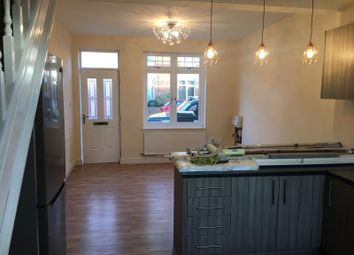 Thumbnail 2 bed semi-detached house to rent in Caludon Road, Stoke, Coventry, West Midlands