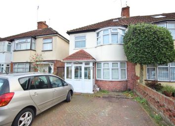 Thumbnail 4 bed semi-detached house to rent in Whitton Dene, Isleworth